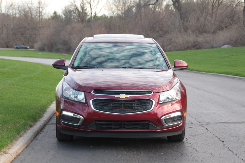2015 Chevrolet Cruze Diesel – Exceptional Real World