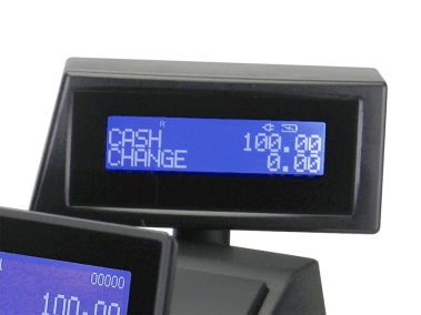 Rear-Customer-Display