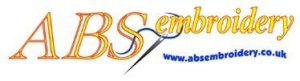 ABS Embroidery Logo