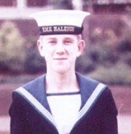 Garden of Remembrance Paul David Callan 45 Commando Royal Marines