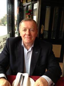 Chairman of Trustees Tom Herring