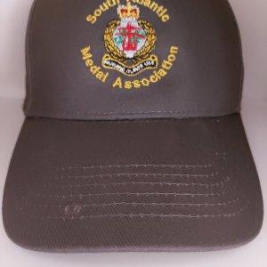 shop - grey baseball cap