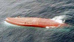 27 septembre 2002, au large des côtes de Gambie...