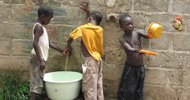 Un été au Sénégal (2010)