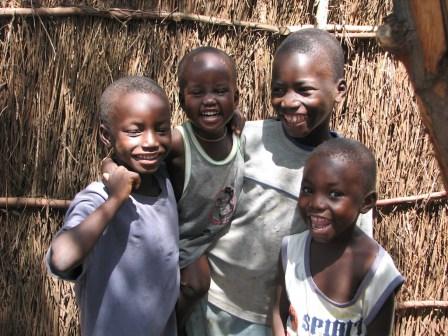Les trois garçons de Soukeye (et un invité)