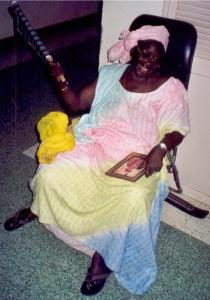 La grand-mère d'Amath