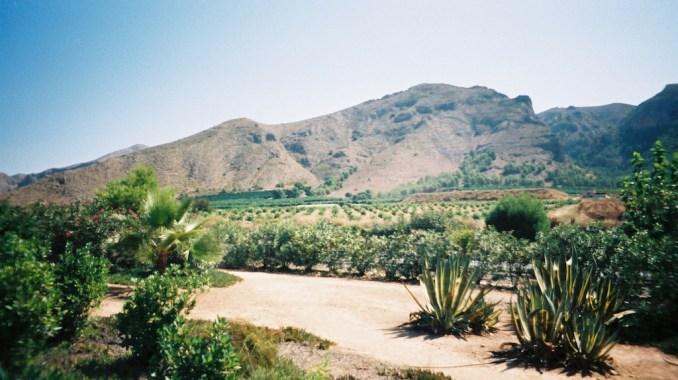 Une photo du paysage pour Philou