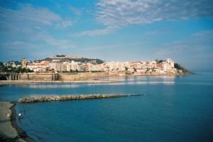 Port de Ceuta / Sebta, enclave espagnole au Maroc