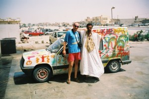 Philou et Hassan à Nouakchott
