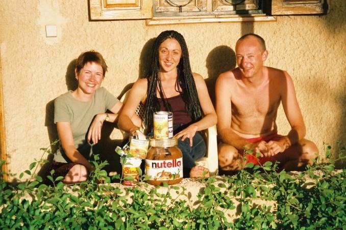 Repas mémorable à l'Oasis
