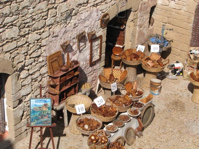 Atelier de marquetterie à Essaouira