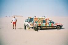 Désert mauritanien : on fait le plein !