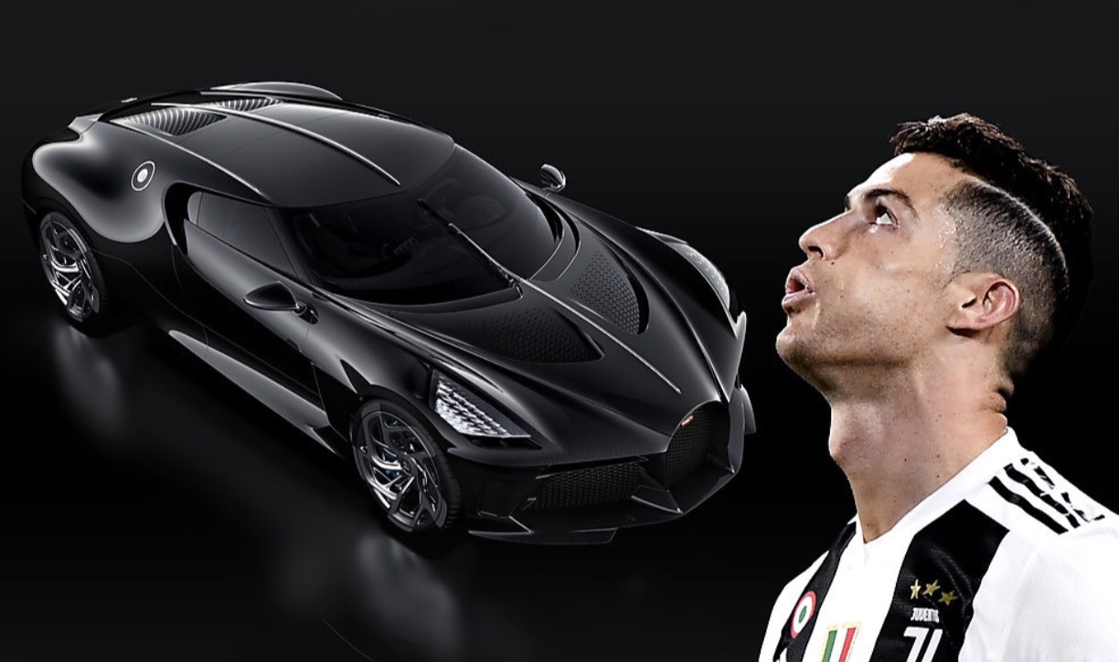 Ronaldo buys world's most expensive car worth Rs 75 crore