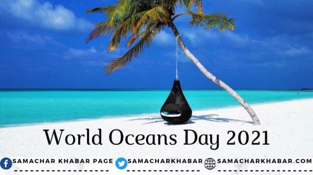 World Oceans Day 2021 quotes