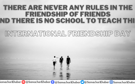 International Friendship Day 2021 Theme, History, Gift, Quotes, Message