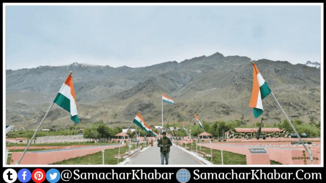 Kargil Vijay Diwas 2021 Celebration