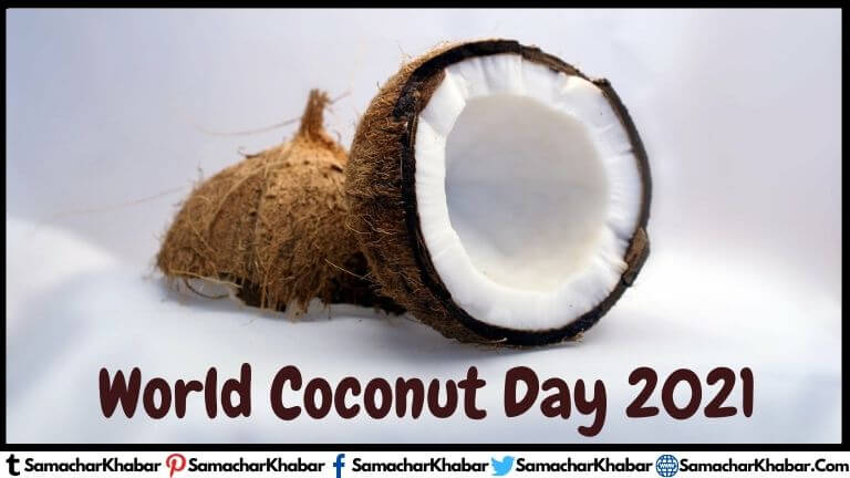 World Coconut Day 2021 History, Theme, Objective Benefits of Coconut & Quotes