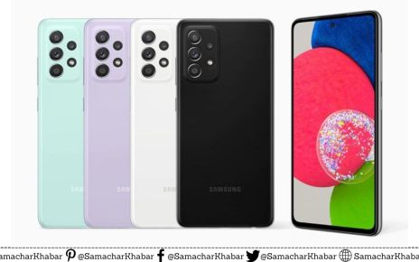 Samsung Galaxy A52s 5G Price in India & Full Specifications Explained