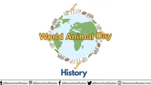 World Animal Day History