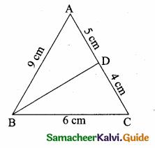Samacheer Kalvi 10th Maths Guide Chapter 4 Geometry Additional Questions 24