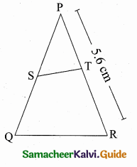 Samacheer Kalvi 10th Maths Guide Chapter 4 Geometry Additional Questions 29