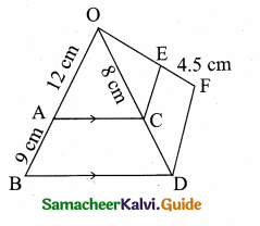 Samacheer Kalvi 10th Maths Guide Chapter 4 Geometry Additional Questions 32