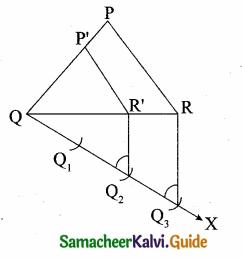 Samacheer Kalvi 10th Maths Guide Chapter 4 Geometry Ex 4.1 11