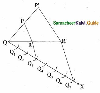 Samacheer Kalvi 10th Maths Guide Chapter 4 Geometry Ex 4.1 14