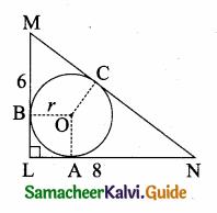 Samacheer Kalvi 10th Maths Guide Chapter 4 Geometry Ex 4.4 3