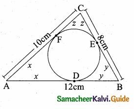 Samacheer Kalvi 10th Maths Guide Chapter 4 Geometry Ex 4.4 4