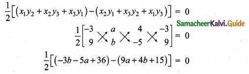 Samacheer Kalvi 10th Maths Guide Chapter 5 Coordinate Geometry Ex 5.1 18
