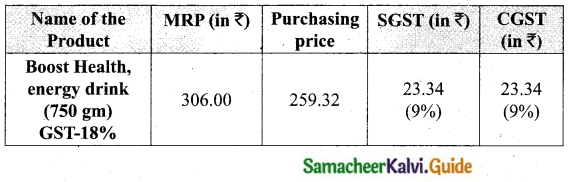 Samacheer Kalvi 10th Social Science Guide Economics Chapter 4 Government and Taxes 2
