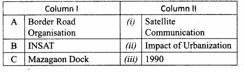 Samacheer Kalvi 10th Social Science Guide Geography Chapter 5 India Population, Transport, Communication, and Trade 1