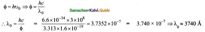 Tamil Nadu 12th Physics Model Question Paper 3 English Medium 3
