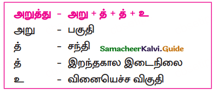 Samacheer Kalvi 10th Tamil Guide Chapter 4.2 பெருமாள் திருமொழி - 1