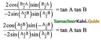 Samacheer Kalvi 11th Business Maths Guide Chapter 4 Trigonometry Ex 4.3 26