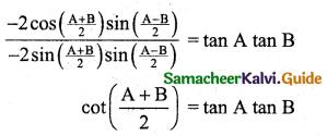 Samacheer Kalvi 11th Business Maths Guide Chapter 4 Trigonometry Ex 4.3 27