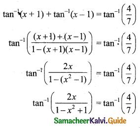 Samacheer Kalvi 11th Business Maths Guide Chapter 4 Trigonometry Ex 4.4 Q5