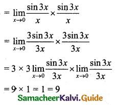 Samacheer Kalvi 11th Business Maths Guide Chapter 5 Differential Calculus Ex 5.2 Q1.7