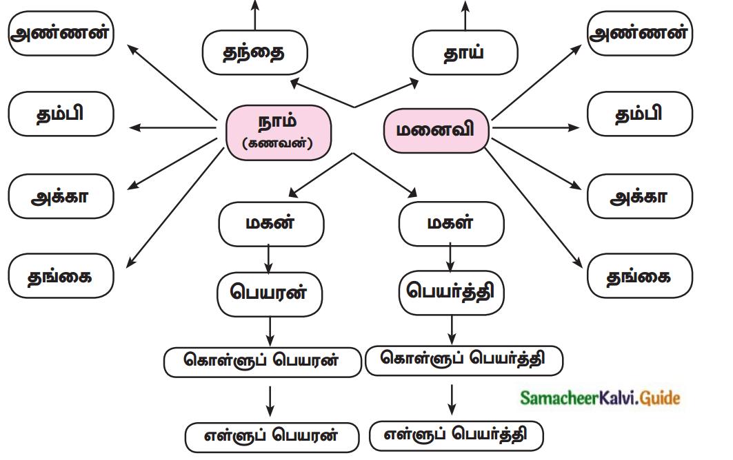Samacheer Kalvi 12th Tamil Guide Chapter 3.1 தமிழர் குடும்ப முறை 2