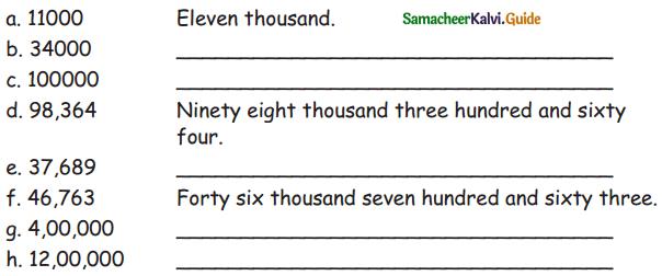 Samacheer Kalvi 5th Maths Guide Term 1 Chapter 2 Numbers Ex 2.4 1