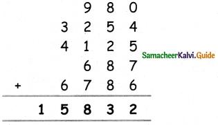 Samacheer Kalvi 5th Maths Guide Term 1 Chapter 2 Numbers Ex 2.5 7