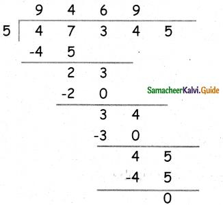 Samacheer Kalvi 5th Maths Guide Term 1 Chapter 2 Numbers Ex 2.8 2