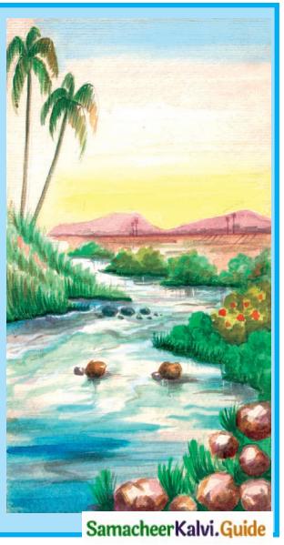 Samacheer Kalvi 8th Tamil Guide Chapter 2.1 ஓடை 1