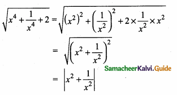 Samacheer Kalvi 10th Maths Guide Chapter 3 Algebra Additional Questions 15