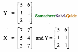 Samacheer Kalvi 10th Maths Guide Chapter 3 Algebra Additional Questions 72