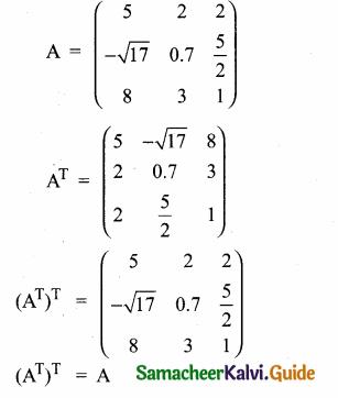 Samacheer Kalvi 10th Maths Guide Chapter 3 Algebra Ex 3.16 15