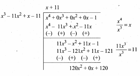 Samacheer Kalvi 10th Maths Guide Chapter 3 Algebra Ex 3.2 3