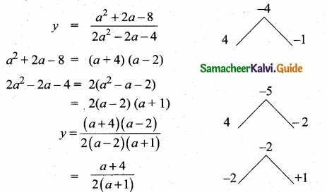 Samacheer Kalvi 10th Maths Guide Chapter 3 Algebra Ex 3.5 23