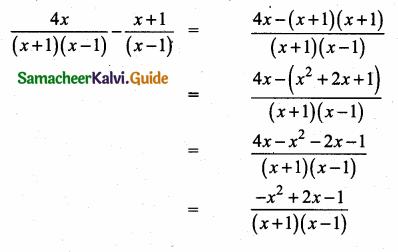 Samacheer Kalvi 10th Maths Guide Chapter 3 Algebra Ex 3.6 3